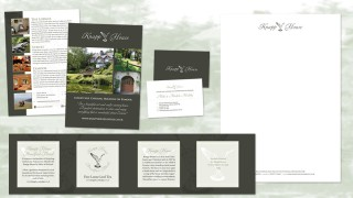 Letterheads, Cusiness Cards, Flyers and Packaging